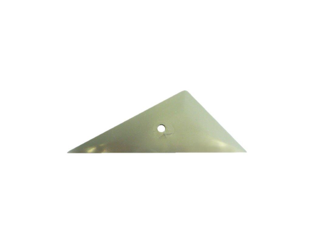 Superfolie Trojúhelníková stěrka Eazy Silver, měkká - montážní pomůcka pro instalaci autofolie