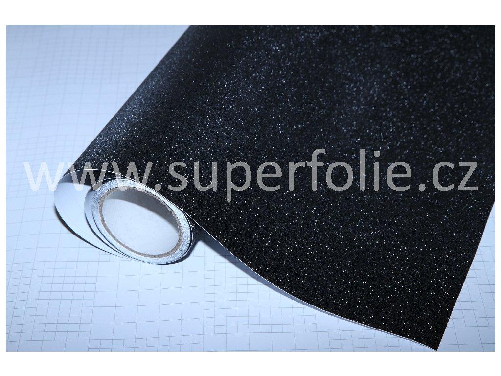 Superfolie autofólie Brilliant diamond černý, kanálky