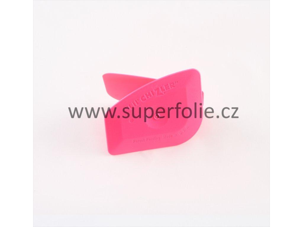 Superfolie Malá stěrka z tvrdého plastu - LIL Chizzler - montážní pomůcka pro instalaci autofolie