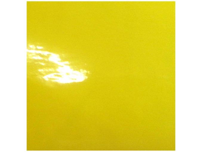 Petrklíčově žlutá lesklá KPMF, kanálky