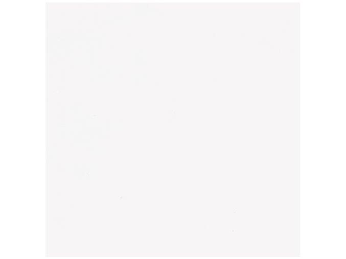 Bílá matná KPMF, bez kanálků