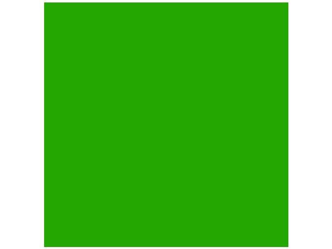 Zelená matná KPMF, bez kanálků