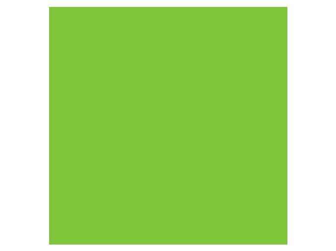 Limetkově zelená matná KPMF, bez kanálků