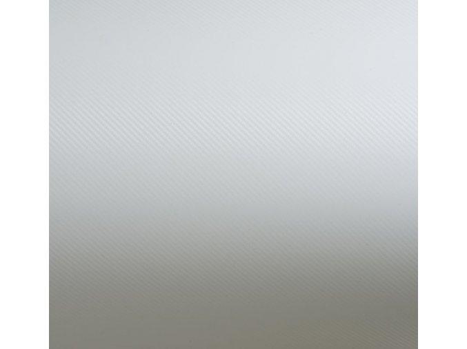 Bílá karbonová fólie Grafiwrap PC01