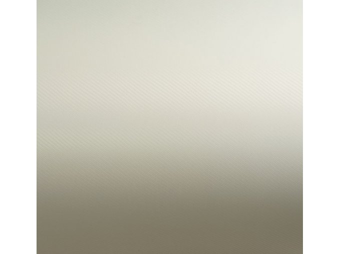 Bílá perleťová karbon Grafiwrap, kanálky