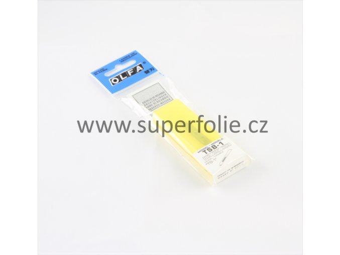 Náhradní čepele pro nůž OLFA TS-1
