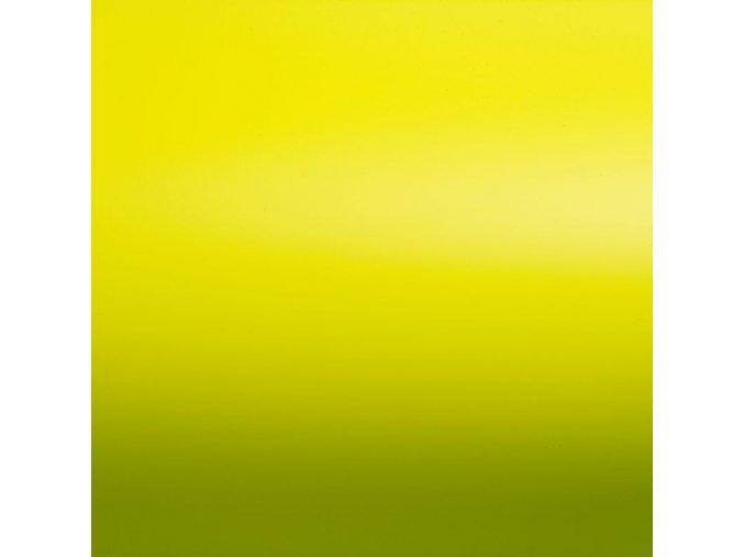 Žlutá matná Grafiwrap, kanálky