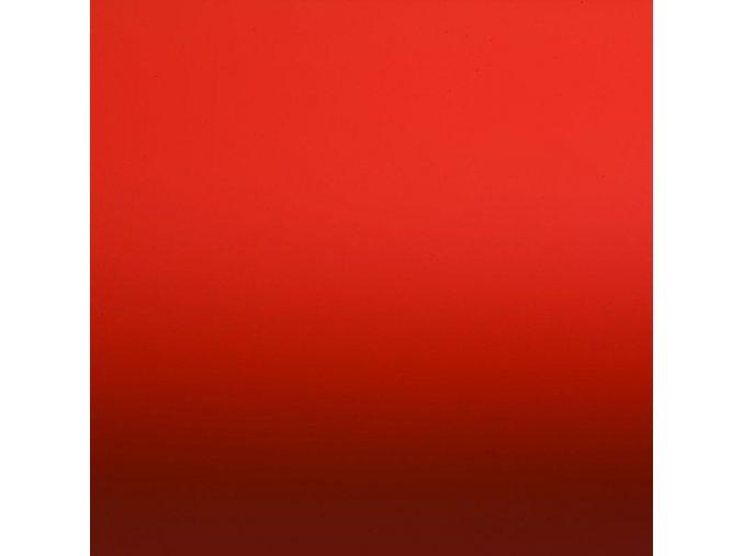 Červená matná Grafiwrap, kanálky