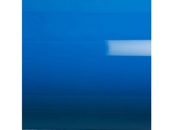 Modrá lesklá Grafiwrap, kanálky