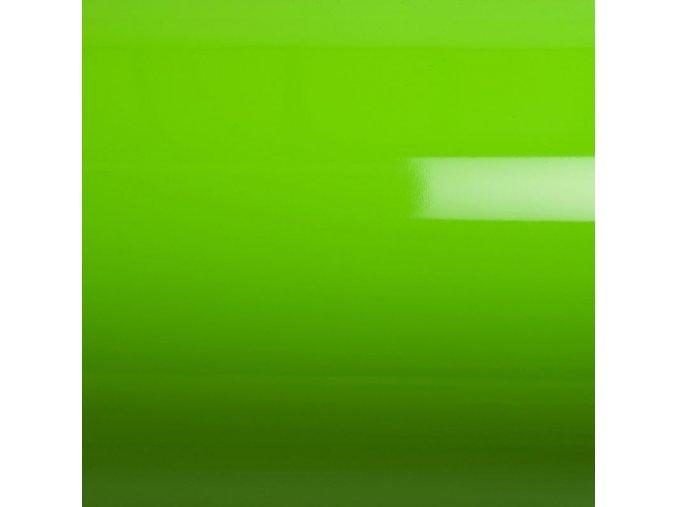 Zelená lesklá Grafiwrap, kanálky