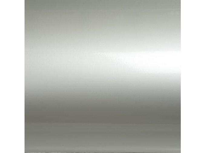 Stříbrná lesklá Grafiwrap, bez kanálků