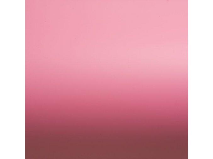 Růžová matná Grafiwrap, bez kanálků