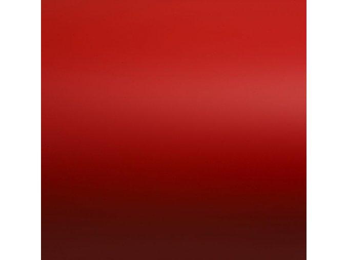 Červená matná Grafiwrap, bez kanálků