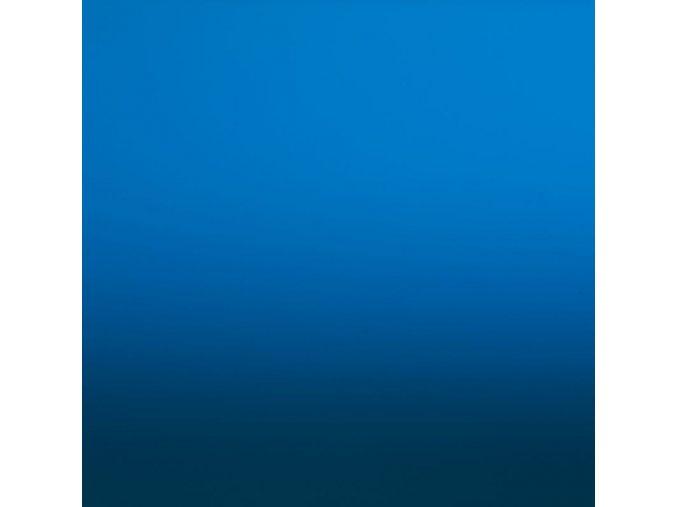 Modrá matná Grafiwrap, bez kanálků