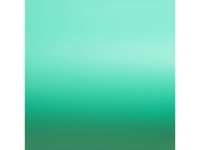 Tiffany modrá matná Grafiwrap, bez kanálků