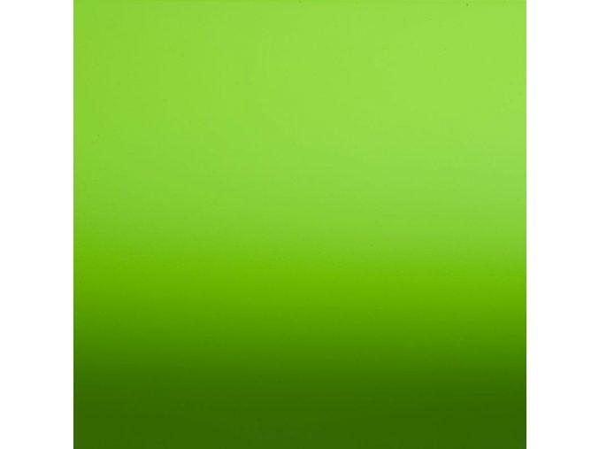 Zelená matná Grafiwrap, bez kanálků