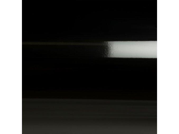 Černá lesklá Grafiwrap, bez kanálků