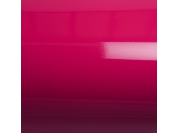Tmavě růžová lesklá Grafiwrap, bez kanálků