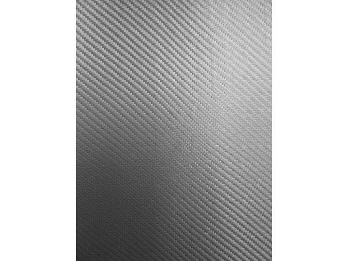 Antracitová karbonová fólie Grafiwrap CBx81, kanálky