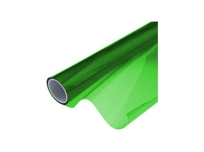 Zelená fólie na světla VViViD Air tint