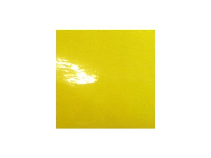 Petrklíčová žlutá lesklá KPMF, bez kanálků