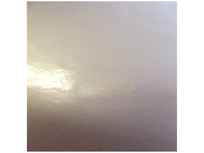 Stříbrná lesklá KPMF, kanálky