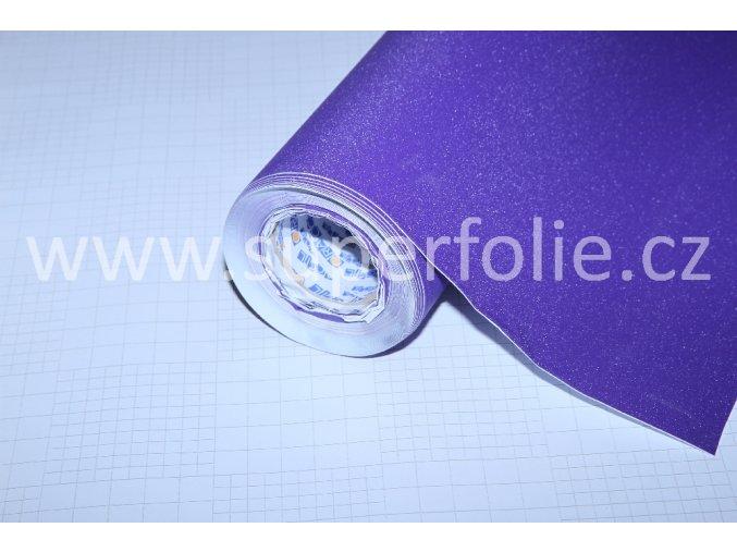 Brilliant diamond fialový, kanálky