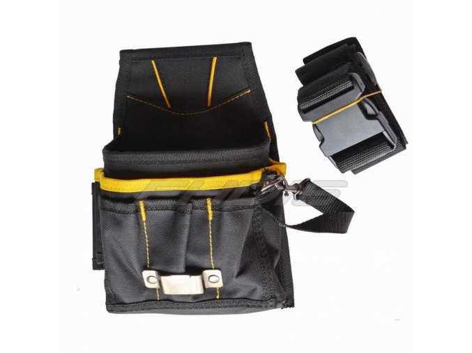 automotive wrap vinyl film install tool pouch utility gadget belt waist bag waterproof oxford with multi pocket for car tools