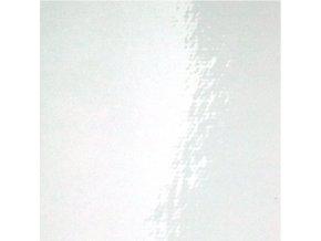 Bílá lesklá KPMF, kanálky