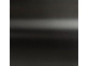 Černá karbonová Grafiwrap, litá bez kanálků