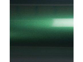 Zelená metalická Grafiwrap, bez kanálků