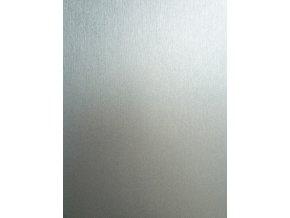 Stříbrný broušený hliník Grafiwrap, kanálky
