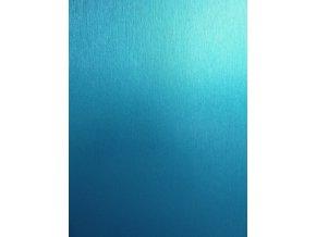 Světle modrý broušený hliník Grafiwrap, kanálky