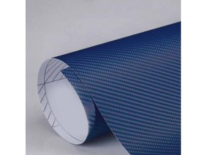dark blue 3d carbon film