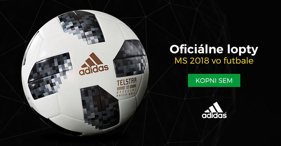 Lopta Adidas Telstar v ponuke