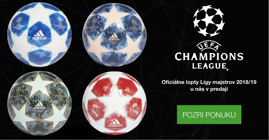 Lopty UEFA champions league