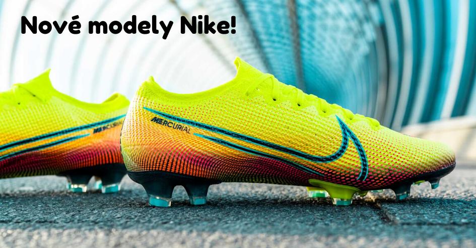 Novinky Nike