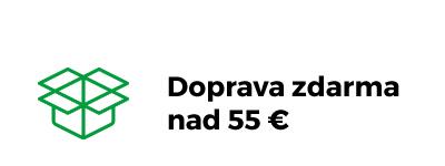 Doprava zdarma nad 55 €