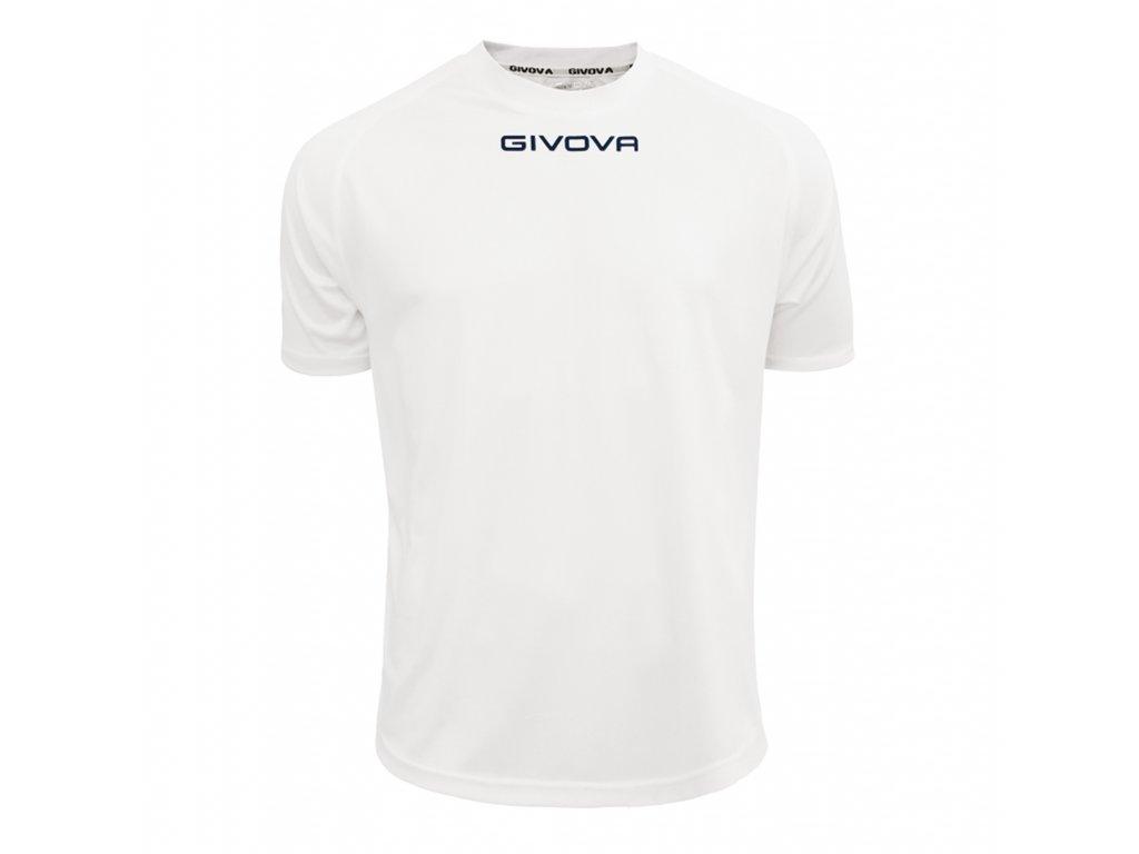 8ca362778d904 Tréningové tričko Givova one, biela | Superfutbal.sk