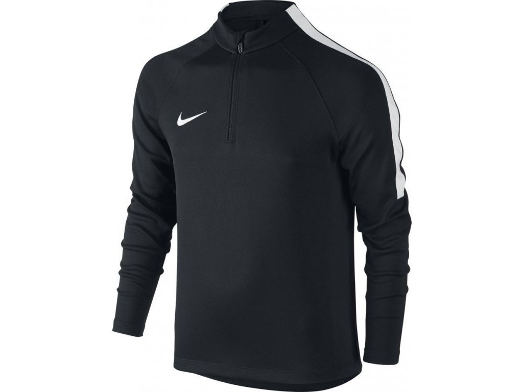 Mikina NIKE M DRILL TOP SQUAD 807245 010