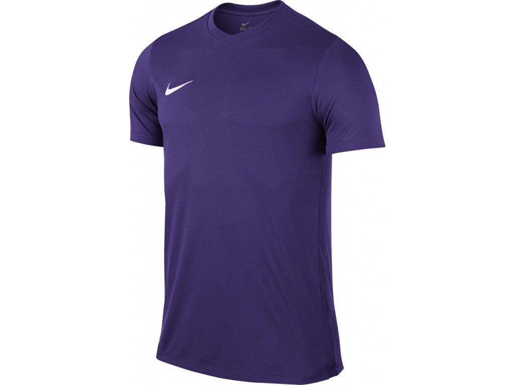 Futbalový dres NIKE PARK VI JSY fialový  725891 547