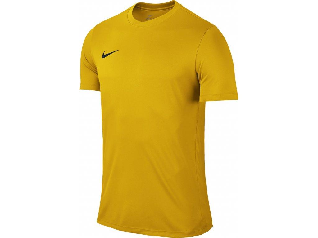 Detský dres NIKE PARK VI JSY JR žltý 725984 739