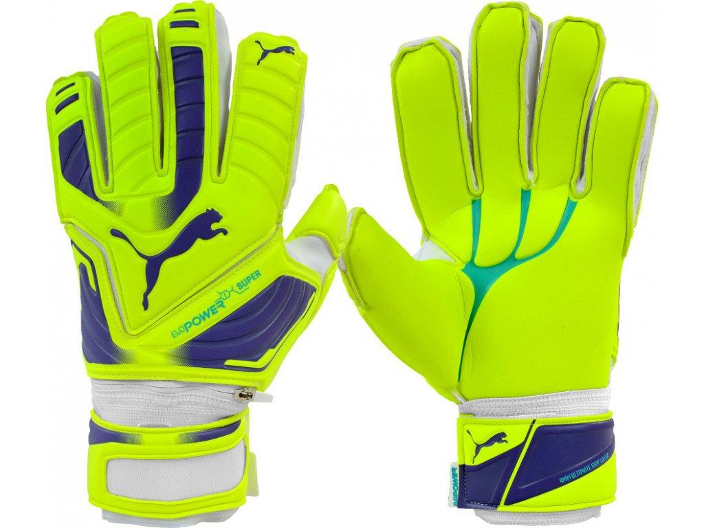 Brankárske rukavice PUMA EVO POWER SUPER /41022 06