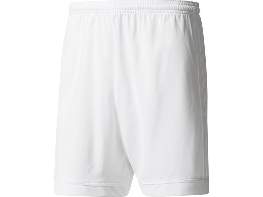 Detské šortky adidas SQUADRA 17 JR biele BJ9228