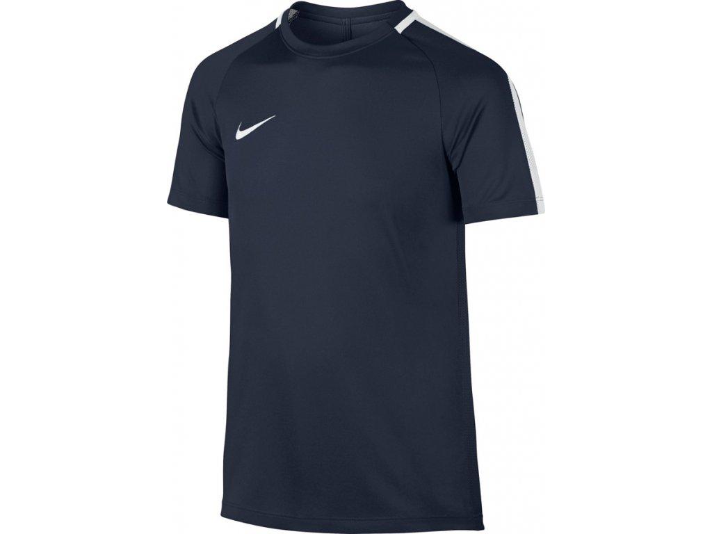 Detský futbalový dres NIKE NK DRY TOP SS ACADEMY JR  832969 451