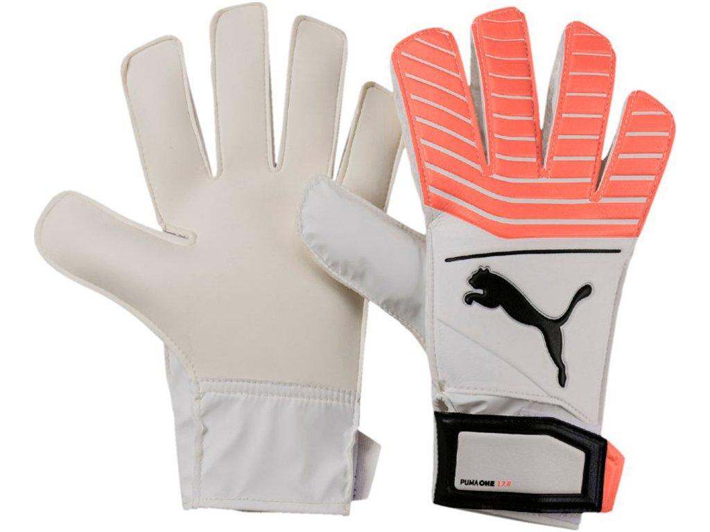 Brankárske rukavice PUMA ONE GRIP 17.4 41326 01