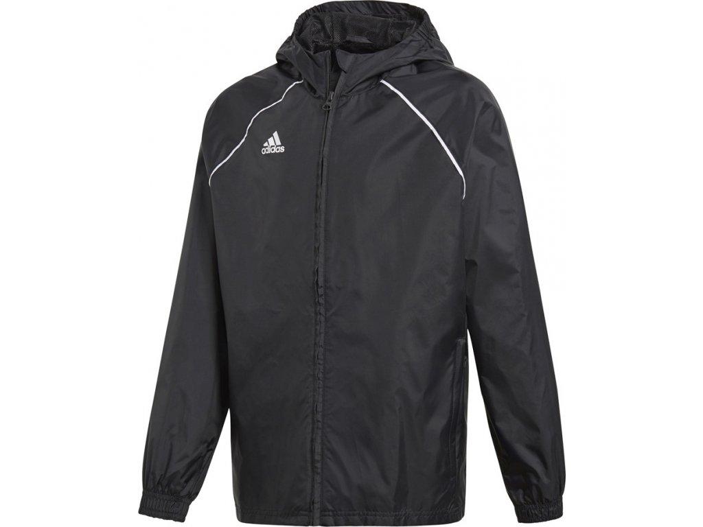Bunda adidas CORE 18 RAIN čierna CE9048