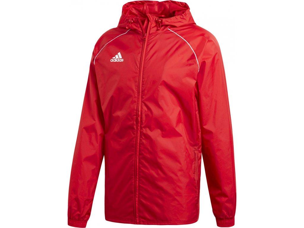 Bunda adidas CORE 18 RAIN červená CV3695