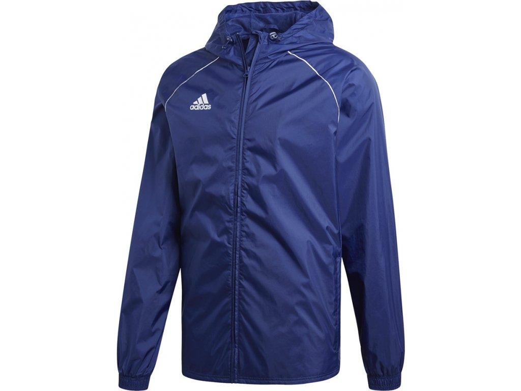Bunda adidas CORE 18 RAIN modrá CV3694