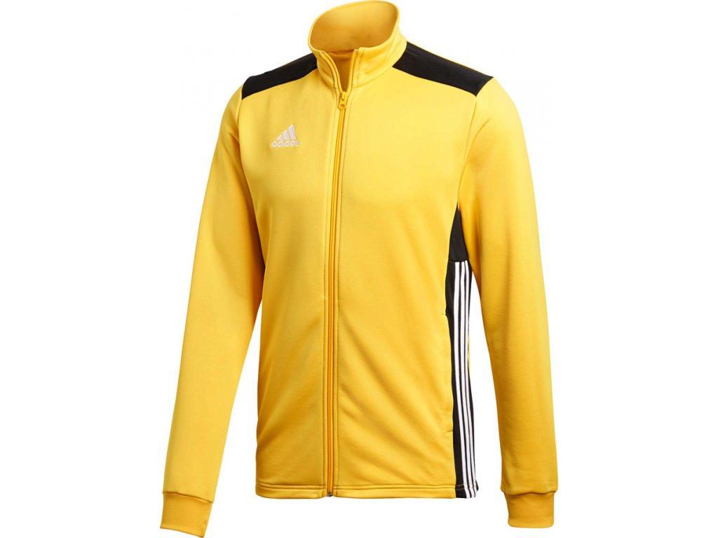 Mikina Adidas REGISTA 18 PES - žltá CZ8625